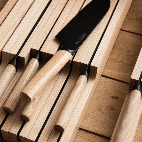 Органайзер для хранения ножей 30см Ron