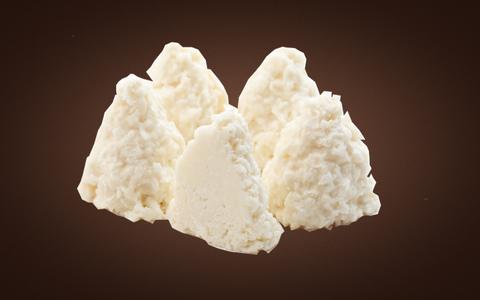 Кокосовая стружка в белом шоколаде