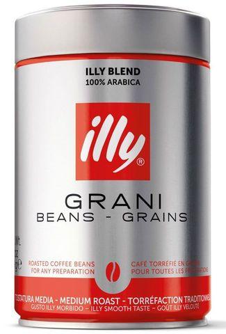 Кофе в зернах ILLY  средней обжарки 250г