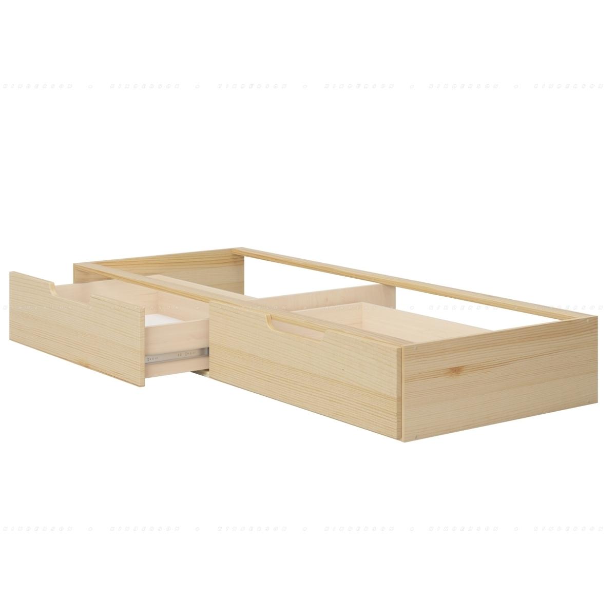 Корпус с двумя ящиками для встраивания в любую кровать нашей фабрики/