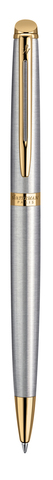 Шариковая ручка Waterman Hemisphere, цвет: GT, стержень: Mblue (2)