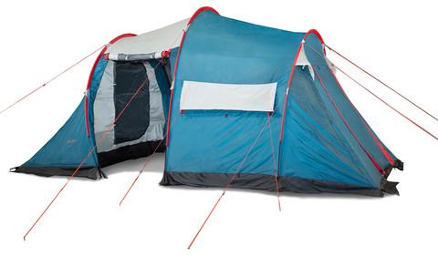 Палатка Canadian Camper TANGA 5, цвет royal, общее фото.