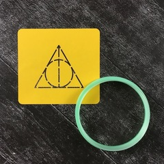 Гарри Поттер №6 Знак Дары Смерти