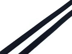 Резинка бретелечная черная 15 мм Lauma