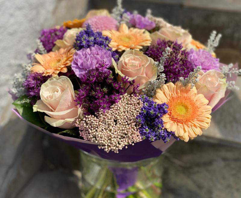Букет цветов 327