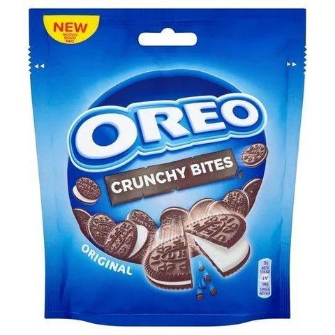 Oreo Crunchy Bites original Орео мини оригинальные 110 гр
