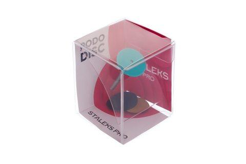 Диск педикюрный PODODISC EXPERT S в комплекте со сменным файлом 180 грит 5 шт (15 мм)