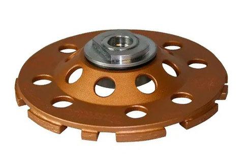 Алмазный тарельчатый диск 125 мм, М14, антивибрационный