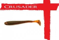 Мягкая приманка Crusader No.07 90мм, цв.002, 10шт.