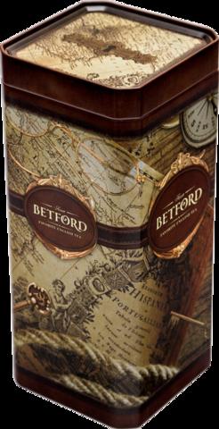 Чай черный Betford Открытие подарочный набор, 400 г