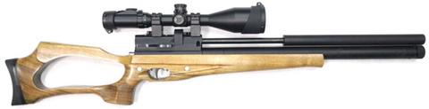 Jæger SPR Карабин 6,35 мм (редуктор, ствол Lothar Walther 470 мм.) R116S/LW/T