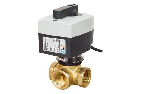Комплект клапан + привод