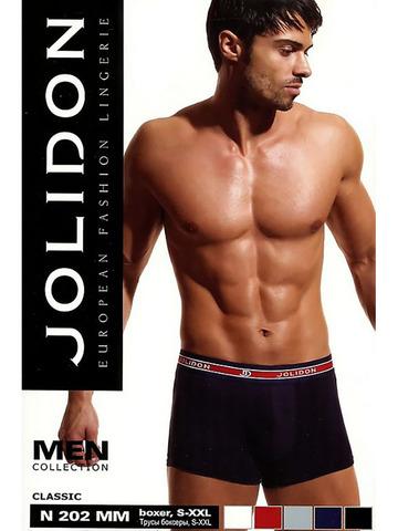 Мужские трусы Boxer N202MM Jolidon