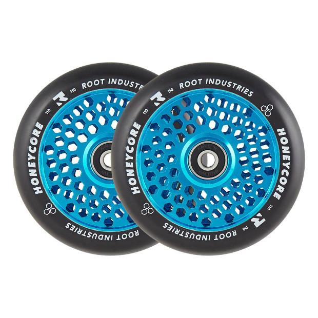 Колёса для самоката ROOT INDUSTRIES Honeycore (Blue)