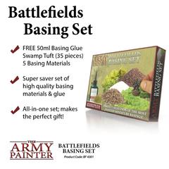 Battlefields Basing Set 2019 / Набор для оформления подставок Army Painter