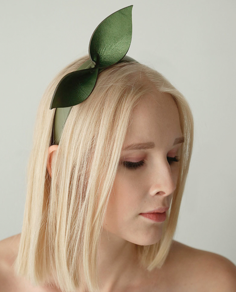 Ободок Alice Bow Headband