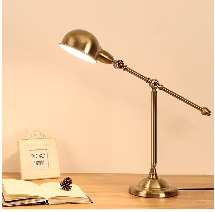 Настольная лампа Rowan Pharmacy Task Table Lamp