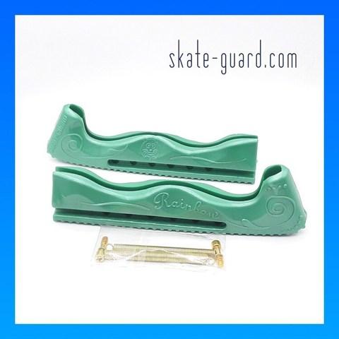 Защита лезвий Skate-Guard (темно-зеленый перламутр)