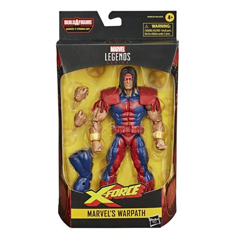 Marvel Legends Series: Marvel`s Warpath || Тропа Войны