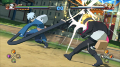 NARUTO SHIPPUDEN: Ultimate Ninja STORM 4 Road to Boruto (для ПК, цифровой ключ)