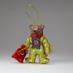 Медвежонок двухцветный