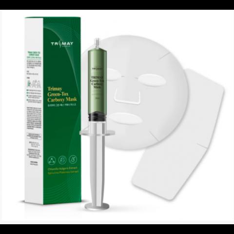 Trimay Carboxy CO2 Clinik Mask набор для карбокситерапии