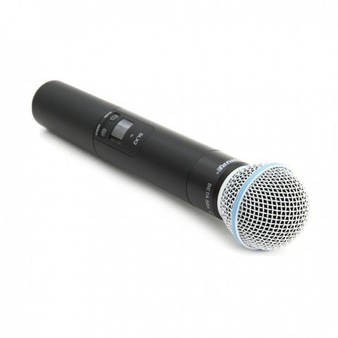 Микрофон Shure SLX2/beta87A L4E 638 - 662 MHz