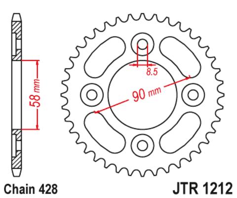 JTR1212