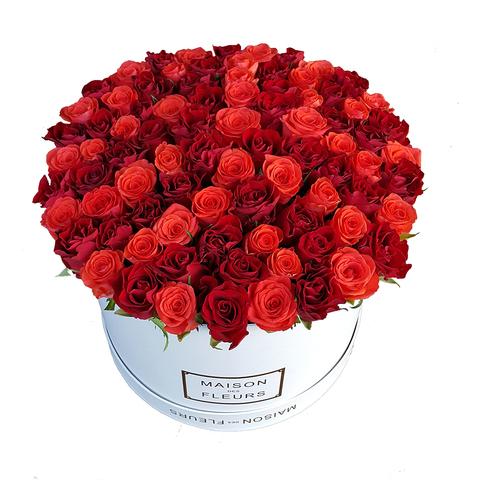 Коробка Maison Des Fleurs Микс 9