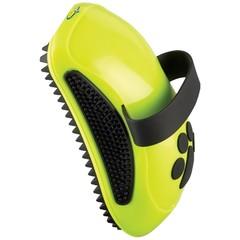 FURminator расческа резиновая Curry Comb зубцы 5 мм