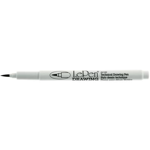 Пигментированная чернильная ручка 0,3 мм/Le Pen Technical Drawing Open Stock- Black