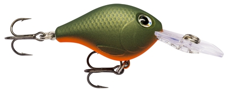 Воблер RAPALA Ultra Light Crank ULC03-GAU