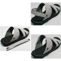 Шлепки сандали мужские Ikoc 3294-3 Gray.