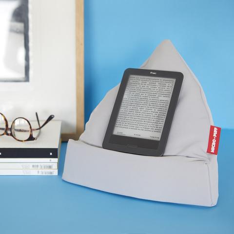 Подставка для планшета и смартфона Micro Puff серая