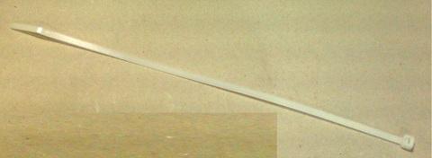 27046020 Страпс (хомут для кабеля) 4,8х292, белый