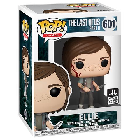 Фигурка Funko POP! Vinyl: Games: The Last Of Us Part II: Ellie 49461