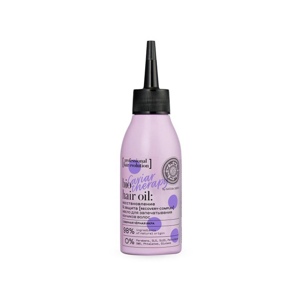 Масло для запечатавания кончиков волос Caviar Therapy восстановление и защита Hair Evolution