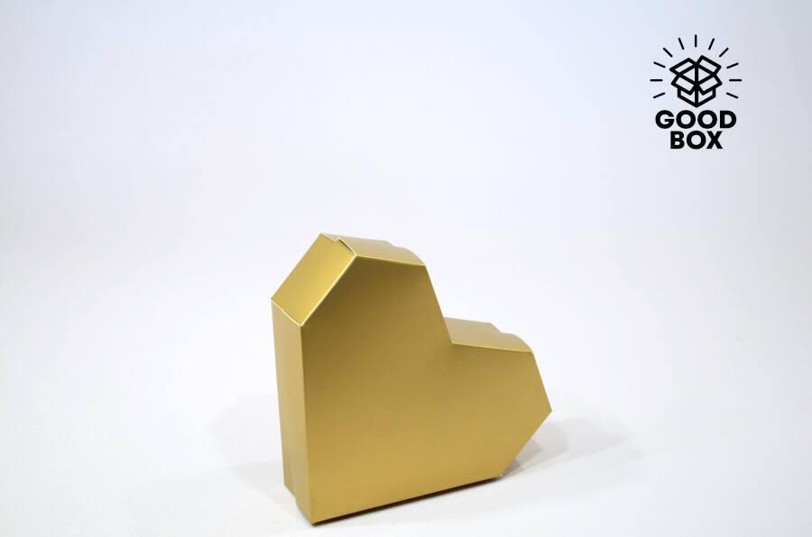 Коробка в форме сердца купить в Казахстане