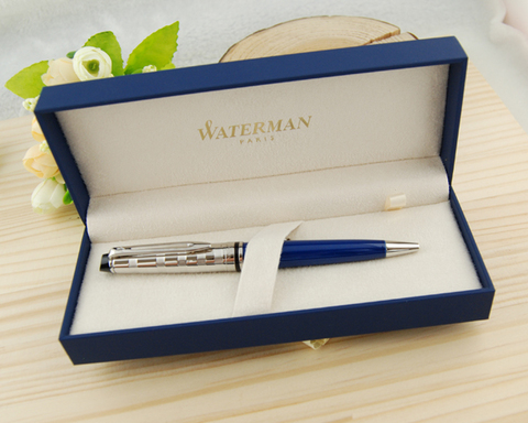 Ручка шариковая Expert Deluxe, цвет: Blue CT Obssesion123