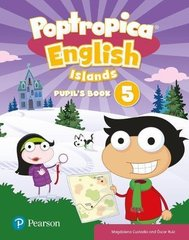 Poptropica English Islands 5 PB + OAC + GAC