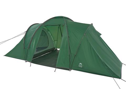 Кемпинговая палатка TREK PLANET Toledo Twin 4