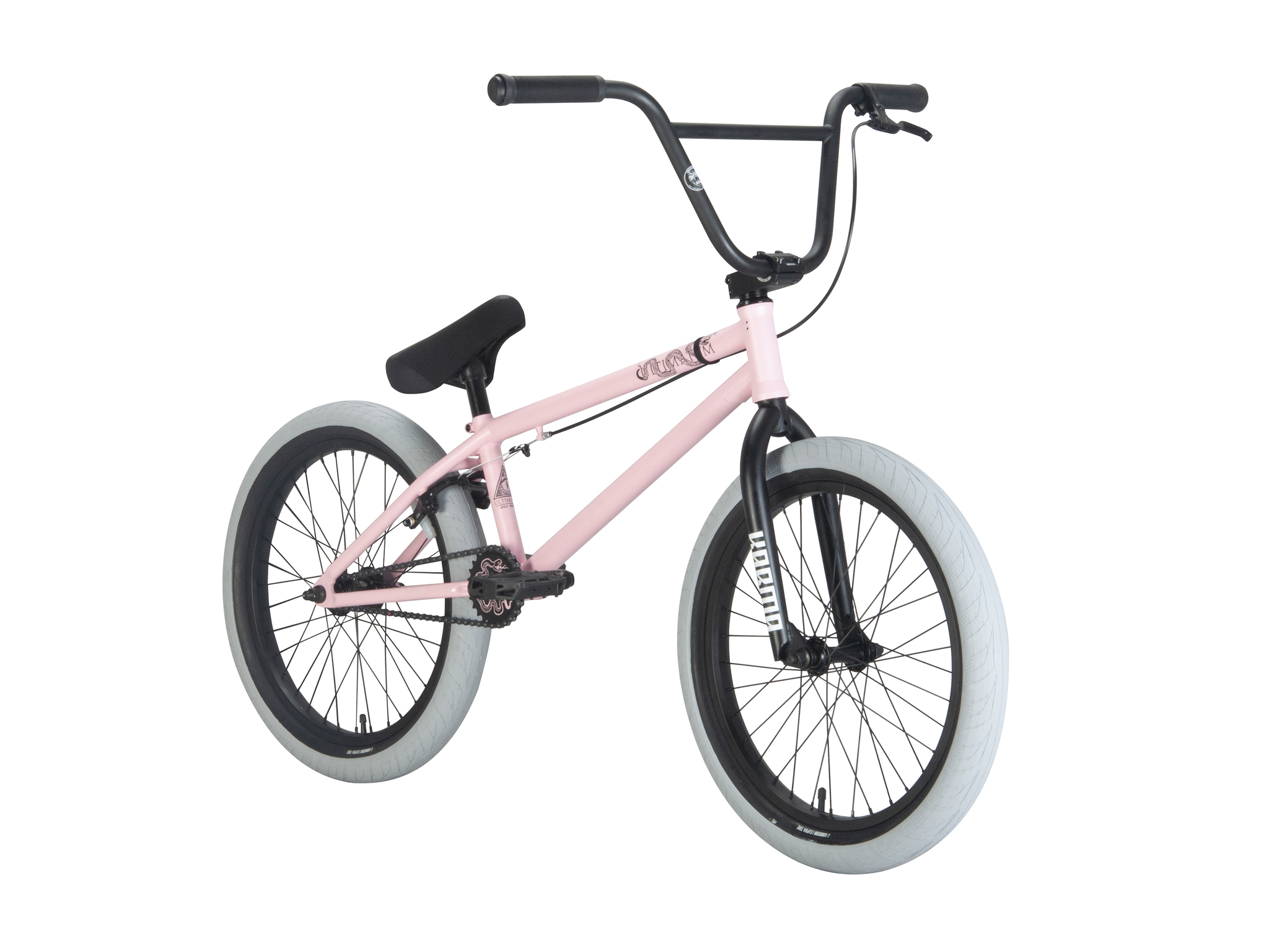 BMX Велосипед Karma Ultimatum 2020 (розовый)