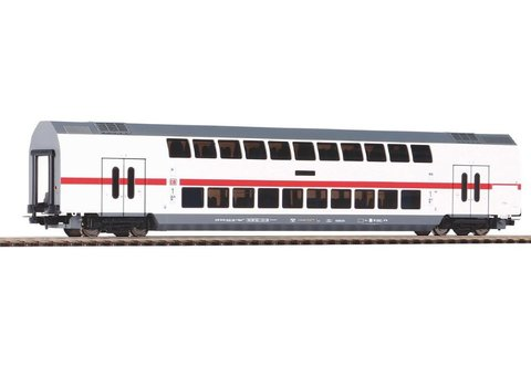 Двухэтажный пассажирский вагон IC 2 1-го класса DB AG VI