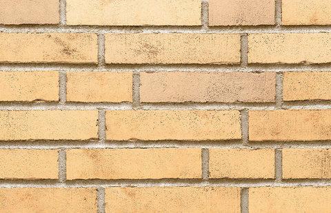 Stroeher - 390 champagnersalz, Handstrich, 240x52x14 - Клинкерная плитка для фасада и внутренней отделки