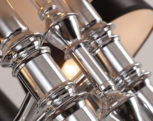 Подвесной светильник копия Brunilde С6 by Ipe Cavalli (красный)