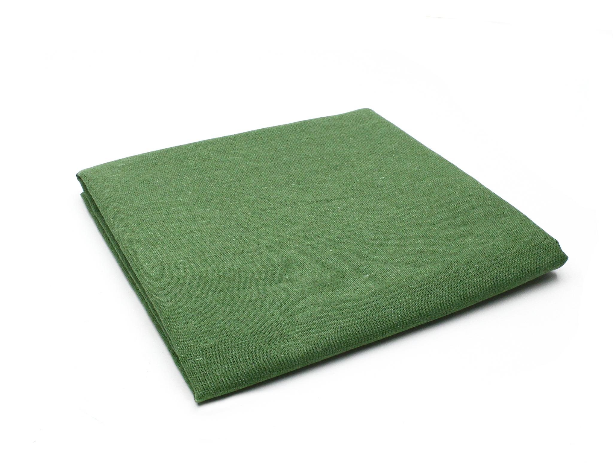 Светло-зеленый, хлопок-лен