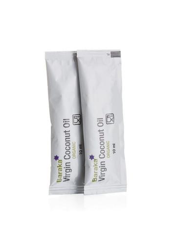 Кокосовое масло Baraka Вирджин Organic нерафин. 10мл