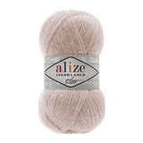 Пряжа Alize Angora Gold Star 161 пудра