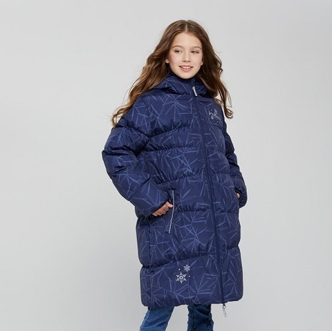 Premont зимнее пальто WP71362 BLUE