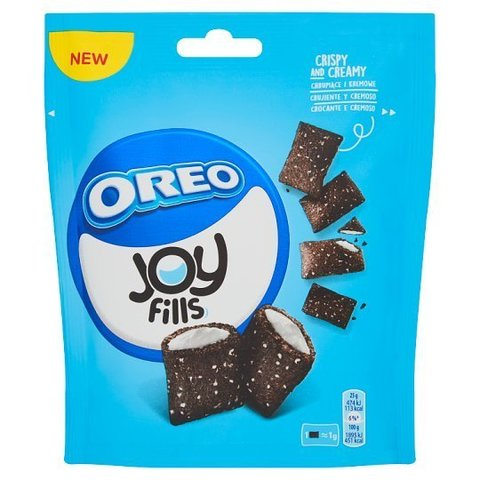 Oreo Joy Fills Creamy Орео подушечки с молочной начинкой 90 гр